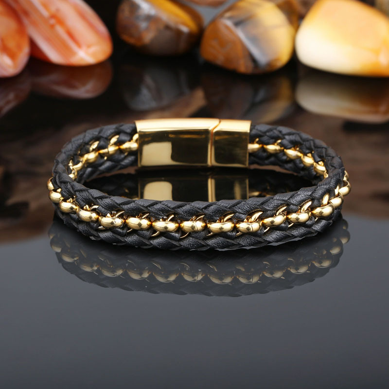 Black Gold Mens Jewelry The Best Photo Vidhayaksansad