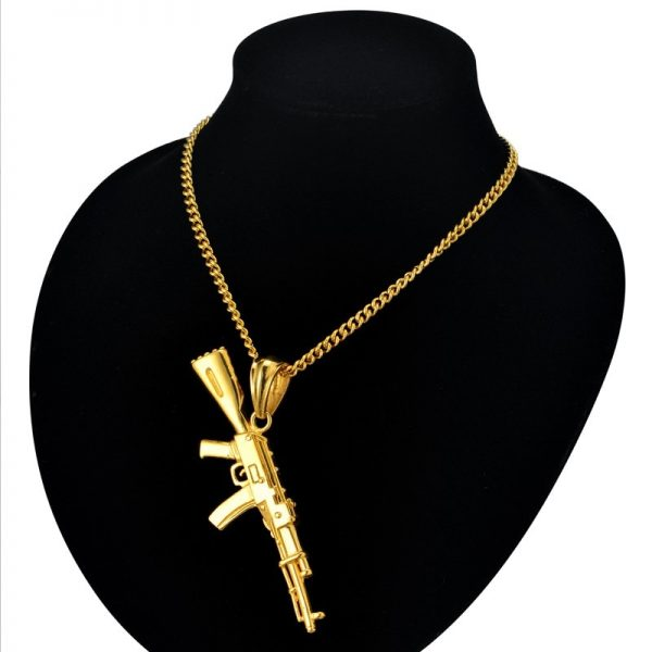 Hip-Hop-AK47-Necklace-Pendant-Women-Men-Jewelry-Wholesale-kolye-Black-Gold-Color-Stainless-Steel-Gun-2.jpg