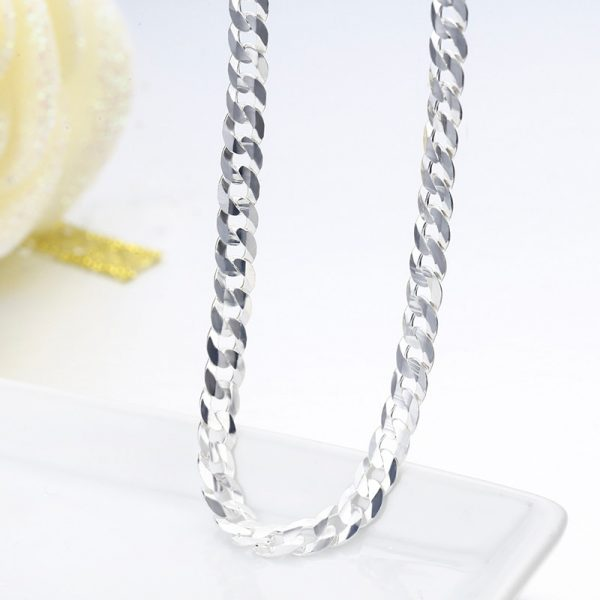 925-Sterling-Silver-Flate-Curb-Chain-Necklaces-Women-Men-Jewelry-collares-kolye-Collier-Hiphop-50cm-55cm-2.jpg