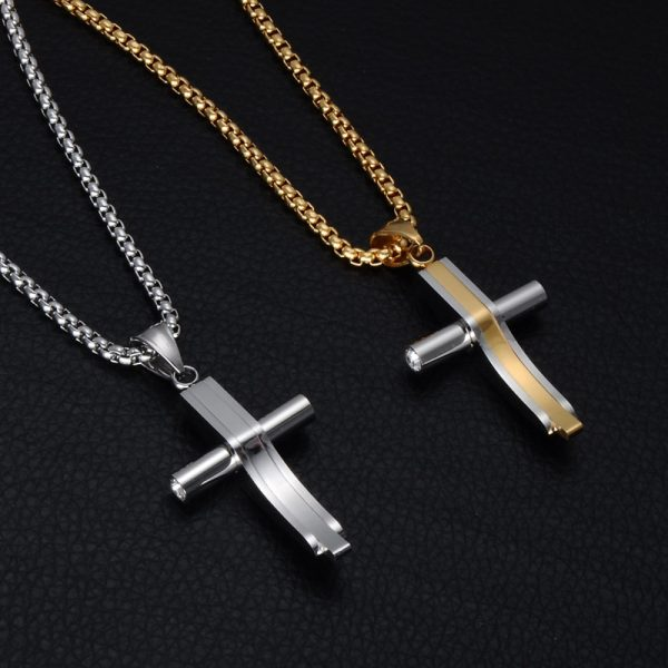 D-Z-Gold-Color-Two-Tone-Cross-Necklaces-Stainless-Steel-Crucifix-Pendant-Necklaces-for-Christian-Religion-1.jpg