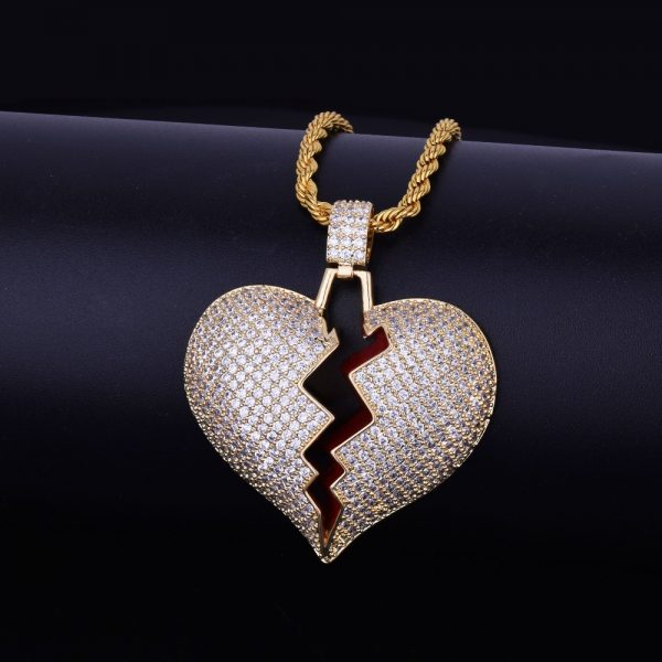 Iced-Out-Solid-Broken-Heart-Necklace-Pendant-With-Tennis-Chain-Gold-Color-Bling-Cubic-Zircon-Men-3.jpg