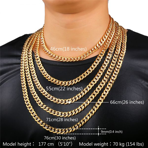 U7-Two-Tone-Gold-Color-Chain-For-Men-Hip-Hop-Jewelry-9MM-Choker-Long-Chunky-Big-3.jpg